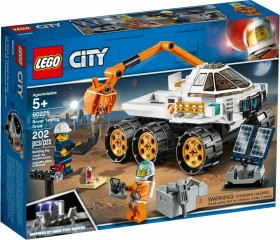 LEGO City Space - Rover Testing Drive (60225)