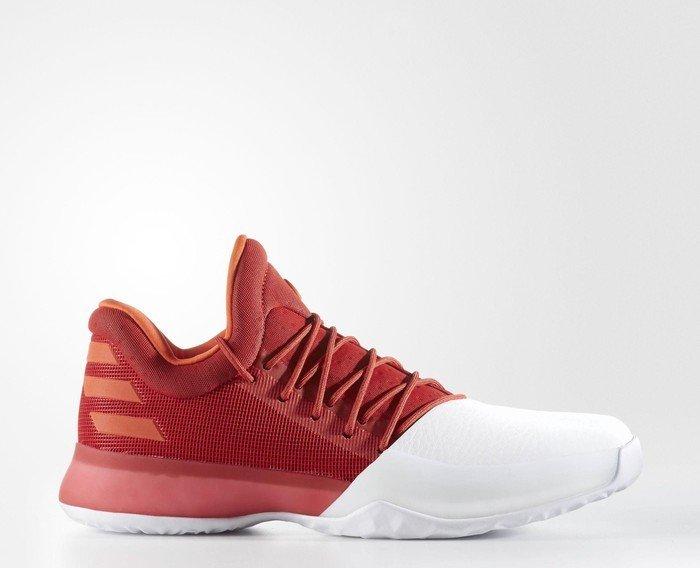 4dfc74788c adidas Harden Vol. 1 scarlet/footwear white/energy ab € 32,10 (2019 ...