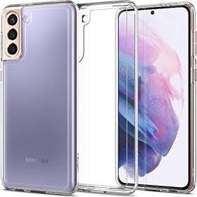 Spigen Ultra Hybrid für Samsung Galaxy S21+ Crystal Clear (ACS02387)