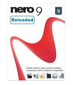 Nero Nero 9.0 Reloaded (deutsch) (PC)