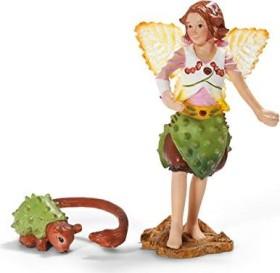 Schleich Bayala - Chestnut Elf With Fellow (70454)