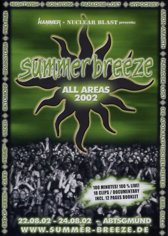 Summer Breeze: All Areas 2002 -- via Amazon Partnerprogramm