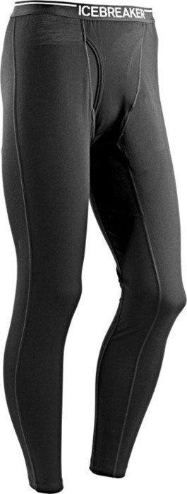 Icebreaker Oasis Leggings w Fly długie spodnie czarny (męskie) -- ©Globetrotter
