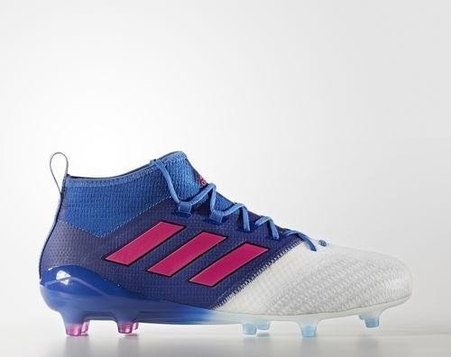 pretty nice 4f369 35699 adidas Ace 17.1 Primeknit FG blue/shock pink/footwear white (men) (BB4319)  from £ 94.80