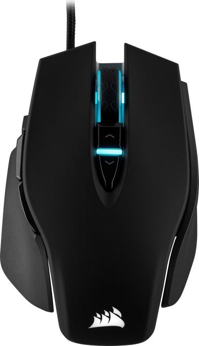 Corsair Gaming M65 RGB elite black, USB (CH-9309011-EU)