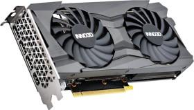INNO3D GeForce RTX 3060 Ti Twin X2 OC LHR, 8GB GDDR6, HDMI, 3x DP (N306T2-08D6X-119032DH/N306T2-08D6X-1190VA32DH)