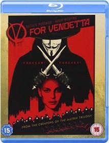 V For Vendetta Blu Ray Ab 18 64 2020 Preisvergleich