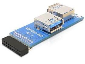 DeLOCK extern/intern USB 3.0-Konverter (41846)