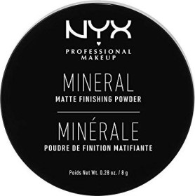 NYX Mineral Finishing Powder light/medium, 8g