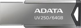 ADATA UV250 64GB, USB-A 2.0 (AUV250-64G-RBK)
