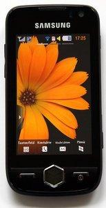 Samsung S8000 Jet rose-black -- © bepixelung.org
