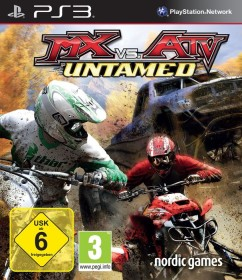 MX vs. ATV Untamed (PS3)