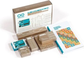 Arduino Uno TH - The Arduino Starter kit, IT (K010007)