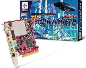 MSI MS-8606 mega TV@nywhere Master TV card, PCI