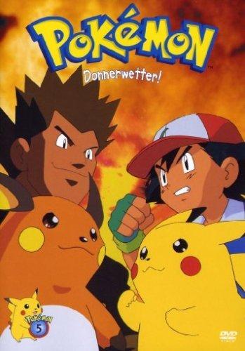 Pokemon Vol. 5: Donnerwetter! -- via Amazon Partnerprogramm