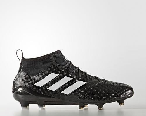 separation shoes 1e4a1 83d66 adidas Ace 17.1 Primeknit FG core black/footwear white/night metallic (men)  (BB4317) from £ 74.00