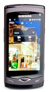Samsung S8500 Wave ebony gray -- http://bepixelung.org/12559