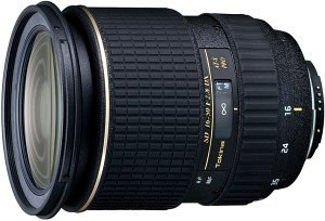 Tokina lens AT-X Pro 16-50mm 2.8 DX for Canon (T4165001)