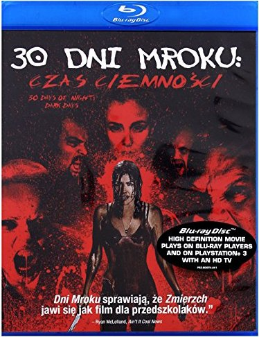 30 Days of Night (Blu-ray) (UK) -- via Amazon Partnerprogramm