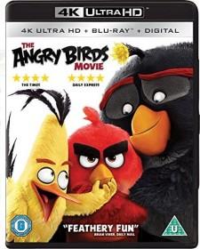 The Angry Birds Movie (4K Ultra HD) (UK)