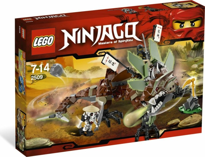 LEGO - Ninjago - Earth Dragon Defense (2509) -- via Amazon Partnerprogramm
