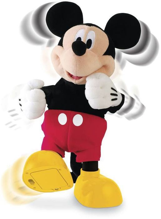 Fisher Price Mickey Mouse Clubhouse Mickey Hot Dog Dancer Video