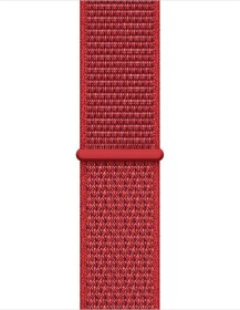 Apple 40mm (Product)Red Sport Loop (MU962ZM/A)