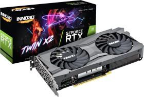 INNO3D GeForce RTX 3060 Twin X2 LHR, 12GB GDDR6, HDMI, 3x DP (N30602-12D6-119032AH)