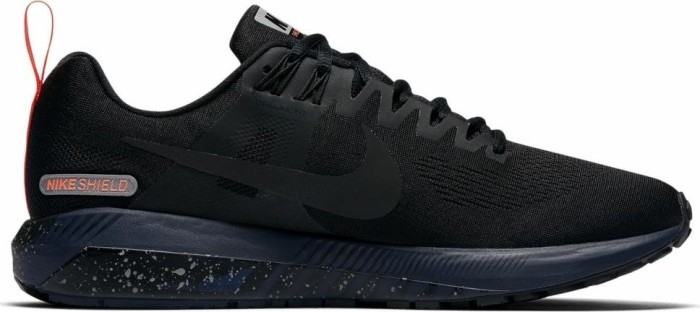 Nike Air zoom Structure 21 blackobsidianblack (ladies) (907323 001) from £ 109.82