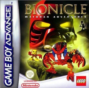 Bionicle: Matoran Adventures (GBA)