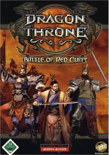 Dragon Throne: Battle of Red Cliffs (niemiecki) (PC) -- via Amazon Partnerprogramm