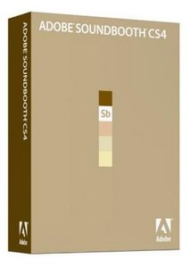Adobe: Soundbooth CS4 (englisch) (MAC) (65008105)