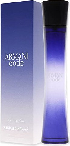 Giorgio Armani Code for Women Eau De Parfum 75ml -- via Amazon Partnerprogramm