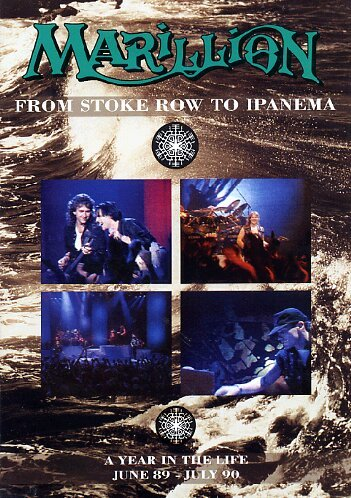 Marillion - From Stoke Row To Ipanema -- via Amazon Partnerprogramm