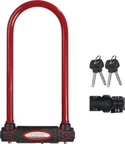 Master Lock 8195/280 u-lock, key red (8195EURDPROCOLWR)