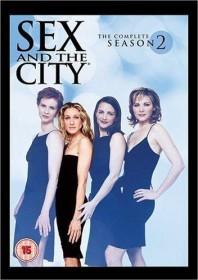 Sex And The City Season 2 (UK)