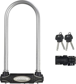 Master Lock 8195/280 u-lock, key silver (8195EURDPROCOLWS)