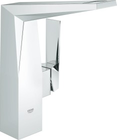 Grohe Allure Brilliant one-hand-bathroom sink tap L-Size chrome (23112000)