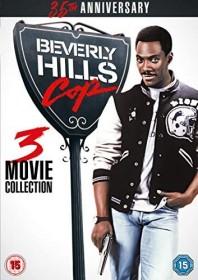 Beverly Hills Cop Trilogie Box (DVD) (UK)