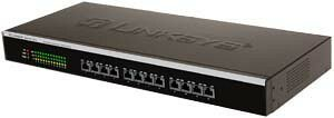 Linksys EF3512 12-Port Gigabit Switch