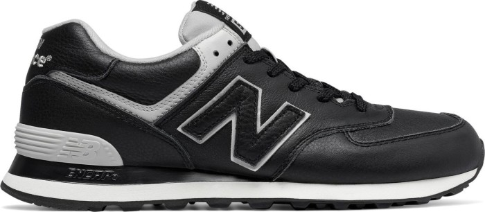 reputable site 41495 25b00 New Balance 574 Leather schwarz ab € 89,00