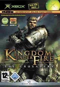 Kingdom Under Fire - The Crusaders (German) (Xbox)