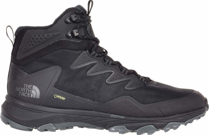 The North Face Ultra Fastpack III mid GTX tnf black (men) (39IQ-KX7)