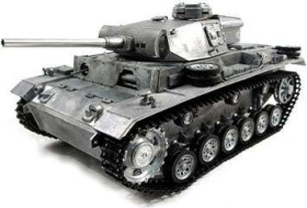 Amewi Panzer III Metall TS (23079)