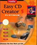 Adaptec/Roxio Easy CD Creator 5 Platinum (English) (PC)