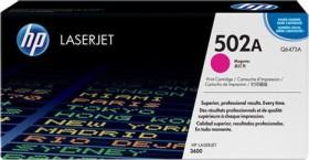 HP Toner 502A magenta (Q6473A)