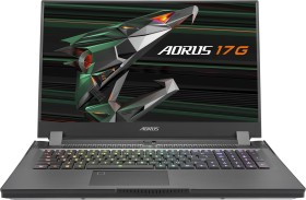 GIGABYTE AORUS 17G XC-8DE6430SH, Core i7-10870H, 32GB RAM, 512GB SSD