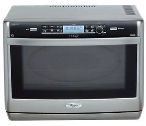 whirlpool JT 369 SL microwave with grill/hot air