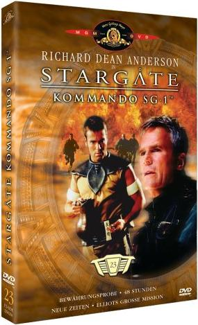 Stargate Kommando SG1 Vol. 23 -- via Amazon Partnerprogramm