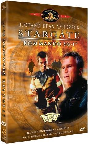 Stargate Kommando SG1 Vol. 23 -- via Amazon Partnerprogramm